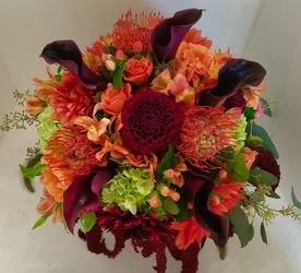 Exotic Fall from Arjuna Florist in Brockport, NY