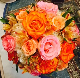 Sunset Tones from Arjuna Florist in Brockport, NY