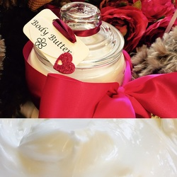 Valentines Body Butter from Arjuna Florist in Brockport, NY