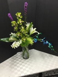 Extravagant Beauty from Arjuna Florist in Brockport, NY