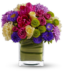 Teleflora's One Fine Day from Arjuna Florist in Brockport, NY
