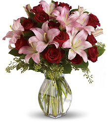 Lavish Love from Arjuna Florist in Brockport, NY