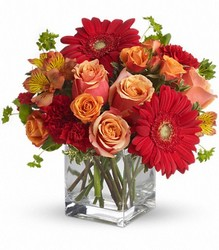 Santa Fe Sunset Bouquet by Teleflora from Arjuna Florist in Brockport, NY