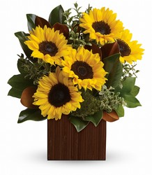 You're Golden Bouquet by Teleflora from Arjuna Florist in Brockport, NY