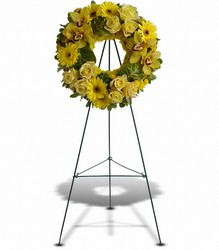 Circle Of Sunshine from Arjuna Florist in Brockport, NY