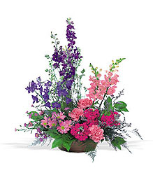 Garden Fresh Blooms from Arjuna Florist in Brockport, NY